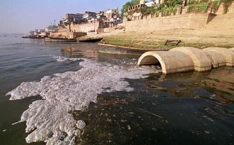 La contaminacin del Agua  Ecolisima  Economia  Medio Ambiente