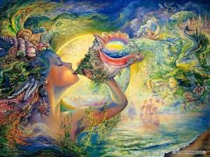 Diosa Madre tierra