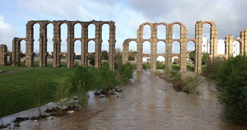 Acueducto de Mérida.