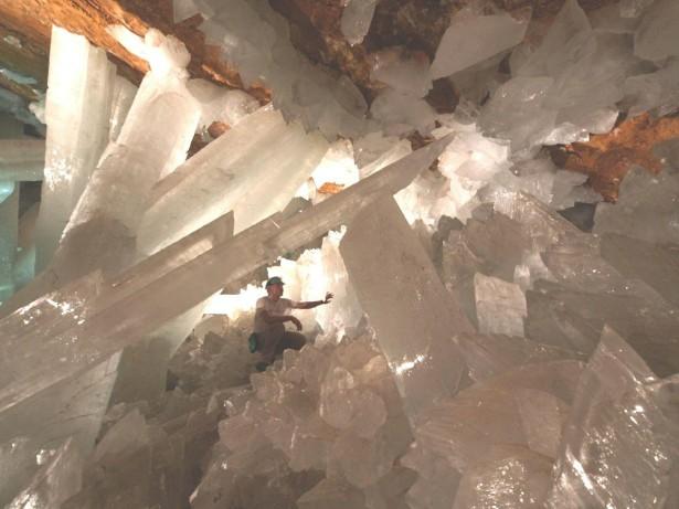 La Cueva de los Cristales gigantes 2.