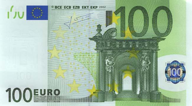 Cien euros