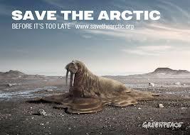 Salvar el Ártico