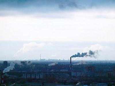 Contaminación Rusia