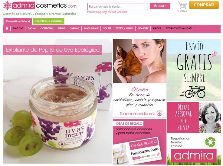 Admira Cosmetics