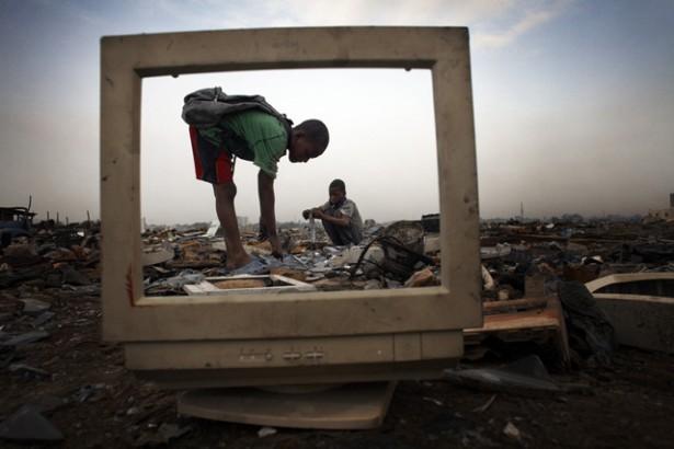 Lugares más contaminados del mundo