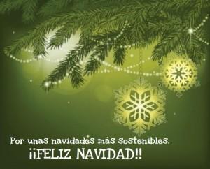 Navidad verde