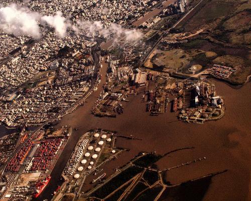 Contaminación Zambia