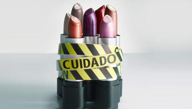 Los peligros de los químicos cosméticos a base