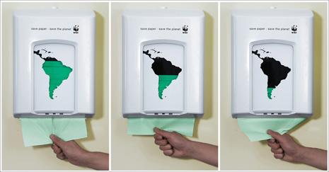 Campaña marketing verde