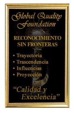 Premio Global Quality Elite Aurora Cárdenas de Castro