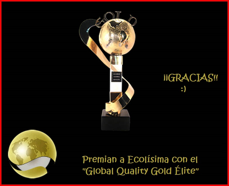 Aurora Cárdenas Premio Global Quality Gold